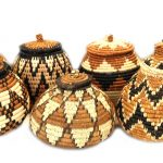 Zulu Baskets - small