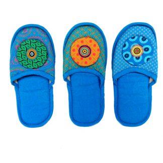 Shweshwe Slippers