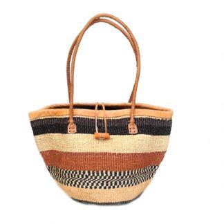 Kenyan Woven Bags